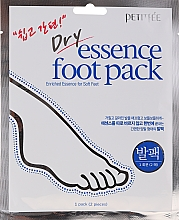 Profumi e cosmetici Maschera per piedi - Petitfee & Koelf Dry Essence Foot Pack