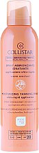 Profumi e cosmetici Spray abbronzante idratante - Collistar Moisturizing Tanning Spray SPF20 200ml