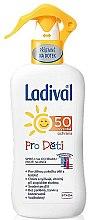 Profumi e cosmetici Spray solare per bambini - Ladival SPF50