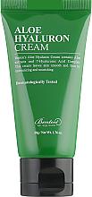 Profumi e cosmetici Crema viso idratante all'aloe e acido ialuronico - Benton Aloe Hyaluron Cream