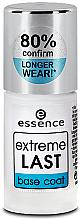 Profumi e cosmetici Base smalto - Essence Extreme Last Base Coat
