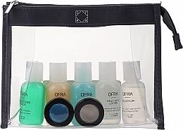 Set - Ofra Skin Care Kit Oily (cleanser/30ml + f/ton/30ml + eye/remover/30ml + ser/30ml + f/lot/30ml + b/scrub/7ml + f/mask/7ml + bag) — foto N2