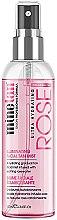 Profumi e cosmetici Spray viso - Minetan Rose Illuminating Facial Tan Mist