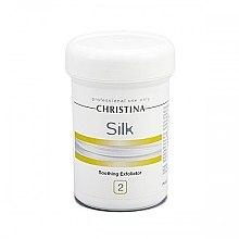 Profumi e cosmetici Esfoliante lenitivo - Christina Silk Soothing Exfoliator