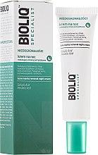 Profumi e cosmetici Crema per la riduzione dell'acne da notte - Bioliq Specialist Acne Marks Removal Night Cream