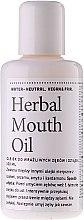 Profumi e cosmetici Collutorio agli oli essenziali - Hydrophil Herbal Mouth Oil