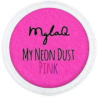 Polvere per unghie - MylaQ My Neon Dust
