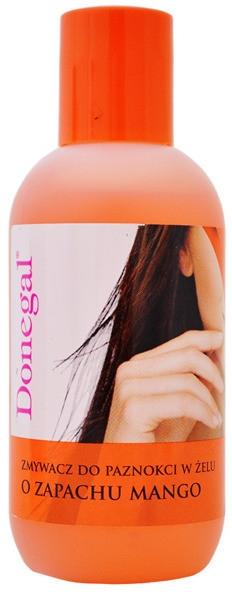 Solvente con aroma di mango - Donegal Nail Polish Remover — foto N1