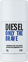 Profumi e cosmetici Diesel Only The Brave - Deodorante stick