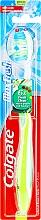 Profumi e cosmetici Spazzolino da denti, durezza media, verde - Colgate Max Fresh Medium