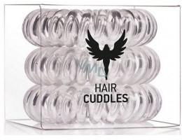 Elastico per capelli, trasparente - HH Simonsen Hair Cuddles Clear