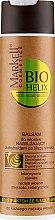 Profumi e cosmetici Balsamo capelli idratante con estratto di bava di lumaca - Markell Cosmetics Bio Helix