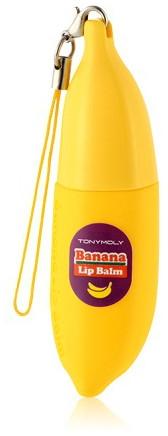 Balsamo per le labbra - Tony Moly Delight Dalcom Banana Pong Dang Lip Balm — foto N1