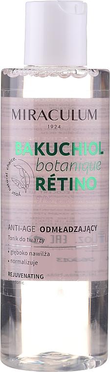 Tonico viso ringiovanente - Miraculum Bakuchiol Botanique Retino Tonic