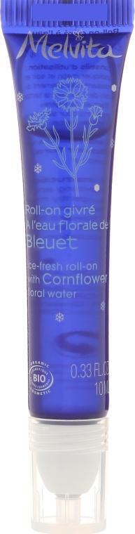 Tonico contorno occhi - Melvita Ice Fresh Roll On With Cornflower Eye Contour — foto N2