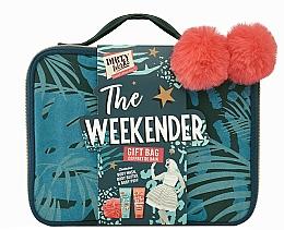 Profumi e cosmetici Set - Dirty Works The Weekender Gift Bag (sh/gel/200ml + b/lot/200ml + acc)