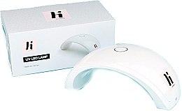 Profumi e cosmetici Lampada per smalto acrilico - Hi Hybrid UV Led Lamp 10W