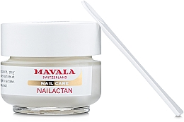 Crema per unghie danneggiate - Mavala Nailactan — foto N2