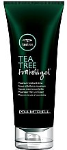 Profumi e cosmetici Gel capelli fissaggio forte - Paul Mitchell Tea Tree Firm Hold Gel