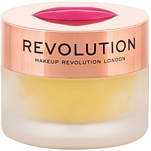 "Profumi e cosmetici Scrub labbra ""Succo d'ananas"" - Makeup Revolution Lip Scrub Sugar Kiss Pineapple Crush"
