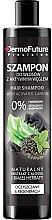 Profumi e cosmetici Shampoo con carbone attivo - DermoFuture Hair Shampoo With Activated Carbon