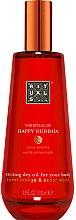Profumi e cosmetici Olio secco per il corpo - Rituals The Ritual of Happy Buddha Dry Oil