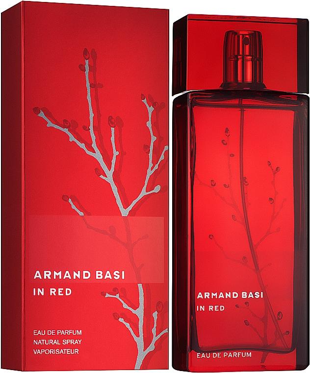 Armand Basi In Red Eau de Parfum - Eau de Parfum