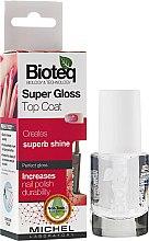 Profumi e cosmetici Top coat unghie - Bioteq Super Gloss Top Coat