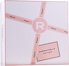 Profumi e cosmetici Rochas Mademoiselle Rochas - Set (edp/90ml + b/lot/100ml + edp/7.5ml)