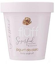 "Profumi e cosmetici Yogurt corpo ""Cioccolato"" - Fluff Body Yogurt Chocolate"