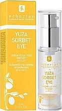 Profumi e cosmetici Siero-gel contorno occhi - Erborian Yuza Sorbet Eye