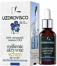 Profumi e cosmetici Siero attivo per pelli problematiche - Uzdrovisco