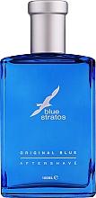 Profumi e cosmetici Parfums Bleu Blue Stratos Original Blue - Dopobarba