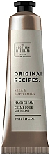 Profumi e cosmetici Crema mani - Scottish Fine Soaps Original Recipes Shea & Buttermilk Hand Cream
