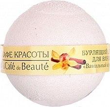 """Profumi e cosmetici Bomba da bagno """"Sorbetto alla vaniglia"""" - Le Cafe de Beaute Bubble Ball Bath"""