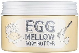 Profumi e cosmetici Olio corpo - Too Cool For School Egg Mellow Body Butter