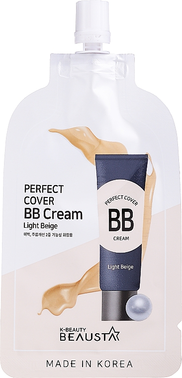 BB crema viso - Beausta Perfect Natural BB Cream