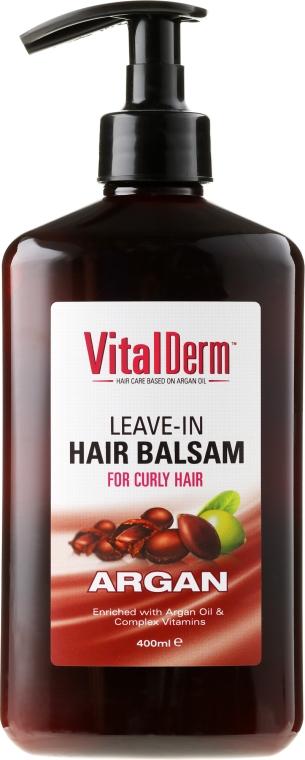 Condizionante per capelli ricci - VitalDerm Argana