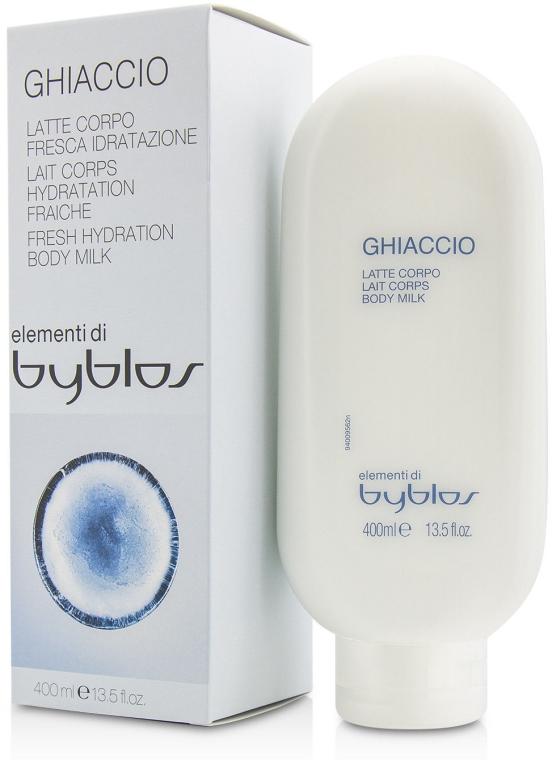 Byblos Ghiaccio - Latte corpo