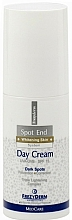 Profumi e cosmetici Crema-correttore illuminante viso, da giorno - Frezyderm Spot End Day Cream SPF15