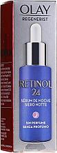 Profumi e cosmetici Siero da notte - Olay Regenerist Retinol24 Night Serum