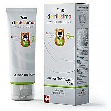 Profumi e cosmetici Dentifricio per bambini - Dentissimo Junior Toothpaste Apple