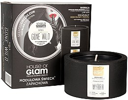 Profumi e cosmetici Candela profumata - House of Glam Girls Gone Wild Candle