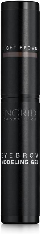 Gel modellante per sopracciglia - Ingrid Cosmetics Eyebrow Modeling Gel
