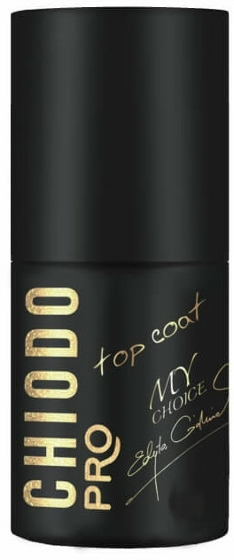 Top coat per smalto ibrido - Chiodo Pro Top EG