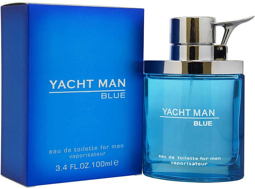 Myrurgia Yacht Man Blue - Eau de toilette  — foto N1