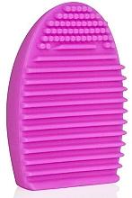 Profumi e cosmetici Accessorio in silicone per la pulizia di spazzole e pennelli 4499, rosa - Donegal Brush Cleaner