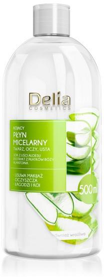 Acqua micellare lenitiva - Delia Soothing Micellar Water