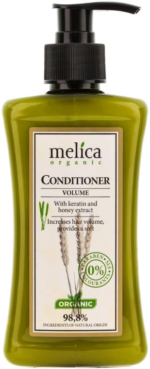 Condizionante volumizzante per capelli - Melica Organic Volume Conditioner