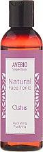 Profumi e cosmetici Tonico viso - Avebio Natural Face Tonic Cistus